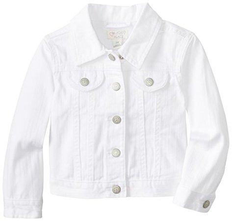 white denim jacket baby - Búsqueda de Google