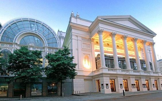 Royal Opera House, London