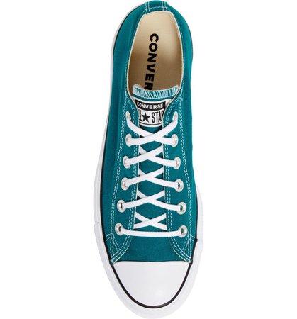 Converse Chuck Taylor® All Star® Lift Low Top Platform Sneaker (Women) | Nordstrom