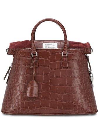 Maison Margiela 5AC Leather Bag - Farfetch
