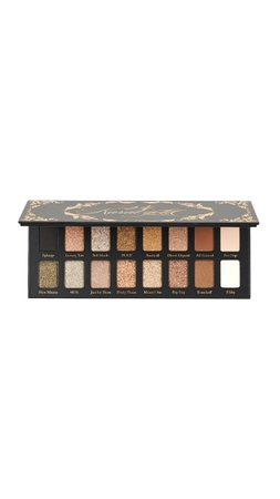 24 Karat Gold Eyeshadow Palette Collection | hush.