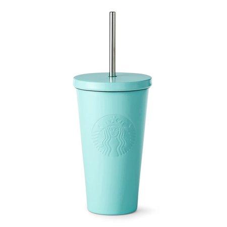 Teal Tumbler Cup