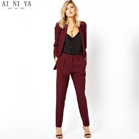 https://ae01.alicdn.com/kf/HTB1yTihckfb_uJkHFCcq6xagFXaK/New-Blazer-OL-Work-to-Wear-Formal-Jacket-Pants-Suit-Women-Business-Burgundy-Office-Uniform-Ladies.jpg_640x640.jpg
