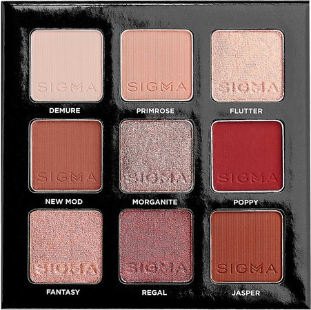 Rosy Eyeshadow Palette
