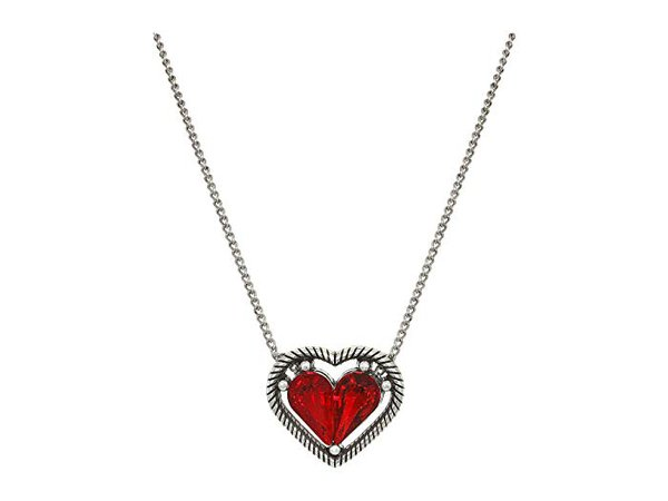 Brighton One Love Petite Heart Necklace