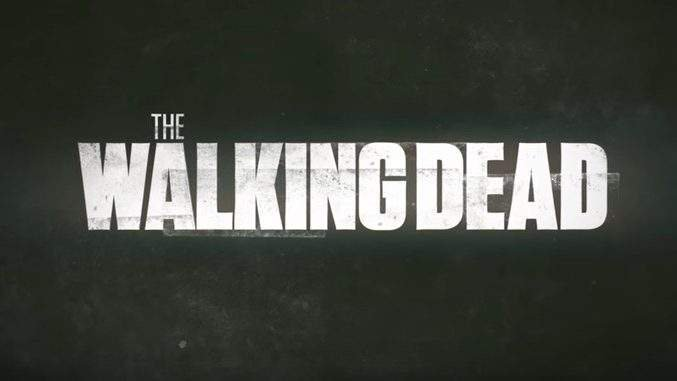 the walking dead title card - Google Search