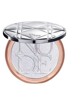 Dior Diorskin Nude Luminizer Shimmering Glow Powder | Nordstrom