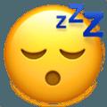 😴 Sleeping Face Emoji