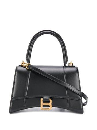 Balenciaga Small Hourglass Tote Bag - Farfetch