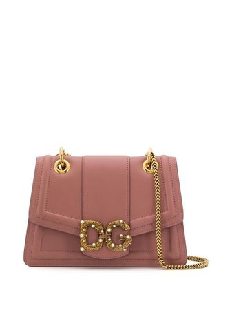 Dolce & Gabbana DG Amore Shoulder Bag - Farfetch