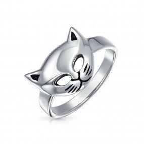 Kitty masquerade ring