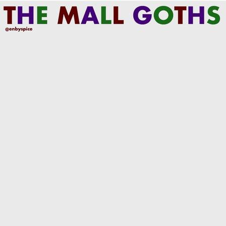 mall goths