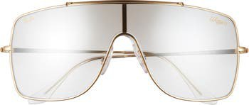 Ray-Ban Wings II 66mm Square Shield Sunglasses | Nordstrom