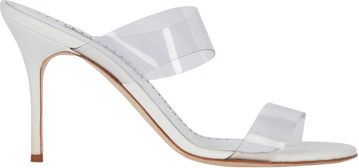 Scolto PVC Strap Sandals