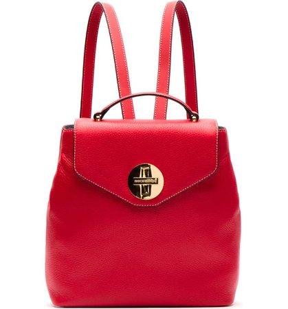 Frances Valentine Midge Leather Backpack | Nordstrom