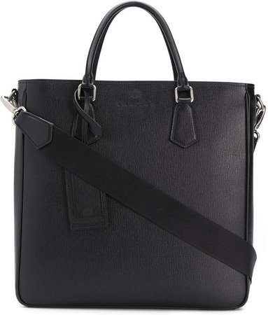 Guilford St James leather tote bag