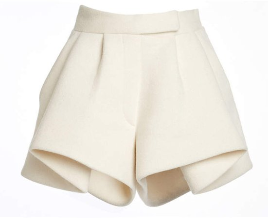 Haider Ackermann Drape Shorts