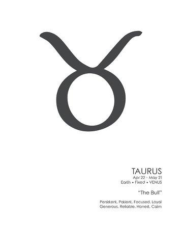 taurus-print-zodiac-signs-print-zodiac-posters-taurus-poster-black-and-white-taurus-traits-studio-grafiikka.jpg (720×900)