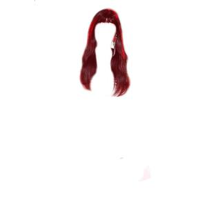 RED HAIR PNG BANGS