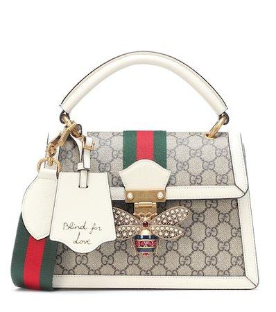 Queen Margaret Small GG shoulder bag