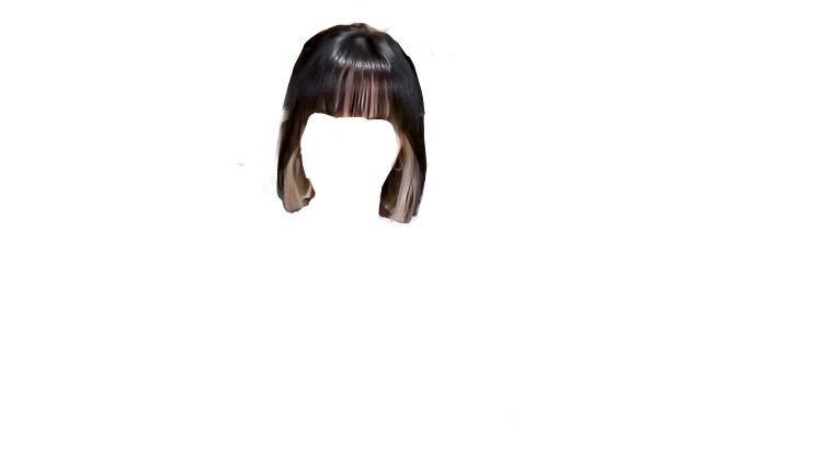 Jang-Mi hair