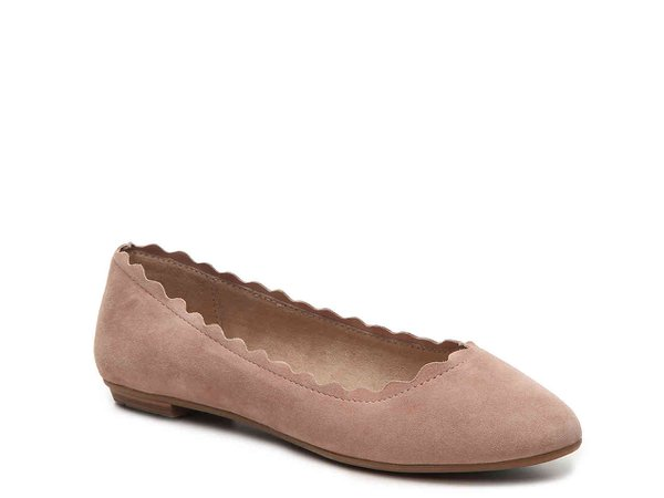 Crown Vintage Weslyn Ballet Flat Women's Shoes | DSW