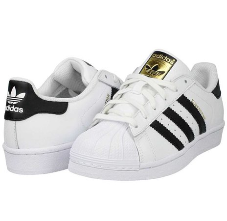 Adidas Superstar shell sneakers