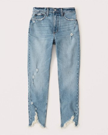 Women's High Rise Skinny Jeans | Women's New Arrivals | Abercrombie.com