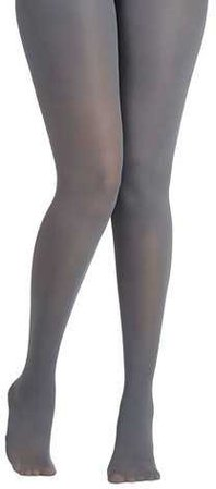 Pamela Mann Ltd Layer It On Tights In Light Grey | Where to buy & how to wear