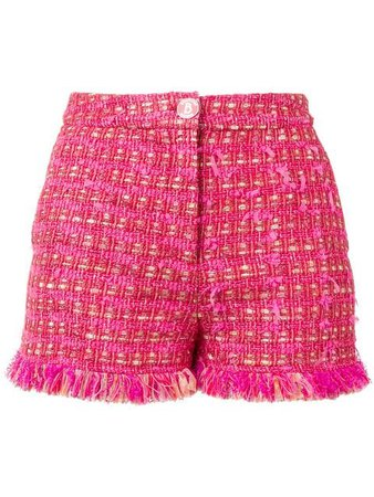 BOUTIQUE MOSCHINO tweed shorts