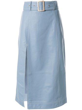 Alice Mccall Incantations Midi Skirt Ss20 | Farfetch.com