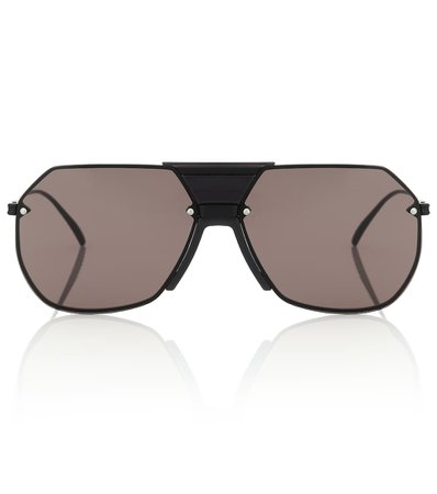 Aviator Sunglasses - Bottega Veneta | Mytheresa
