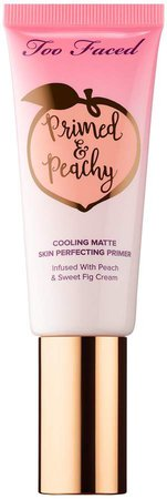 Primed & Peachy Cooling Matte Perfecting Primer Peaches and Cream Collection