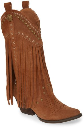 Destry Western Boot