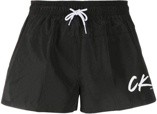 Signature Logo Swim Shorts