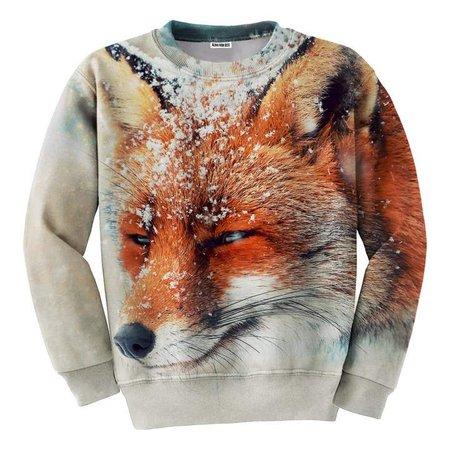 Aloha From Deer The Fox Sweatshirt