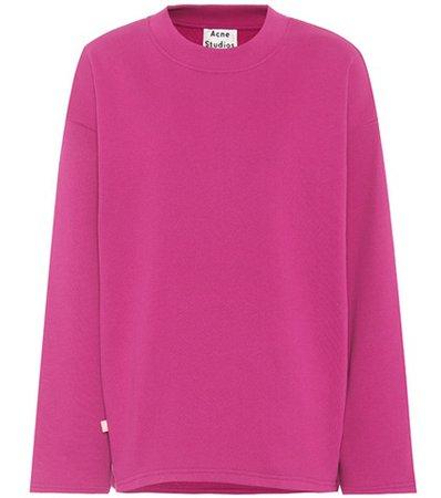 Karvell U Fleece cotton sweatshirt