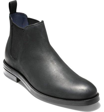Cole Haan Wakefield Grand Waterproof Chelsea Boot (Men)   Nordstrom