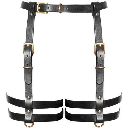 harness polyvore - Google Search
