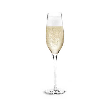 Champagne Glasses from Holmegaard Cabernet | Perfect gift idea