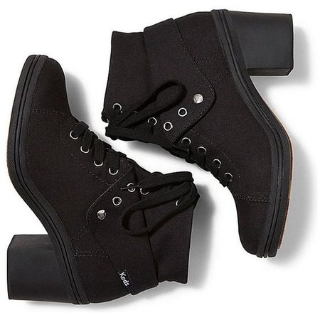 Keds Fiesta High Top Ankle Booties