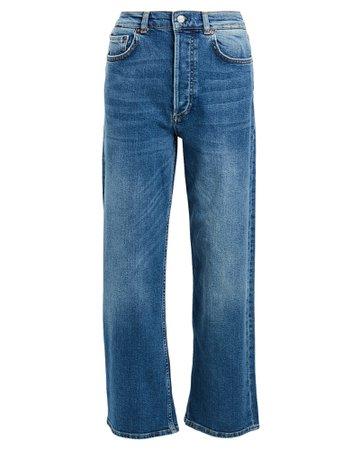 Boyish Jeans   Mikey High-Rise Wide Leg Jeans   INTERMIX®