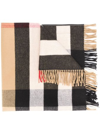 Burberry Icon Stripe Scarf - Farfetch