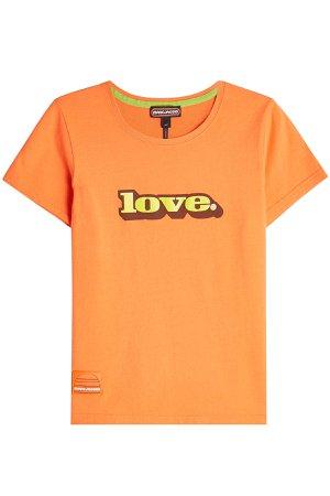 Love Cotton T-Shirt Gr. M