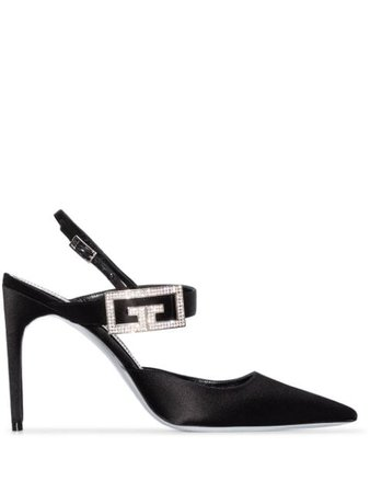 Givenchy Double G 105mm Pumps - Farfetch