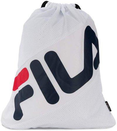 front logo backpack