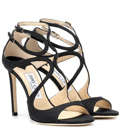 Lang leather sandals