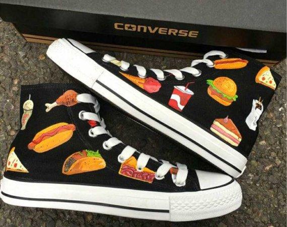 junk food sneaker