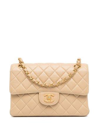 Chanel Pre-Owned Both Sides Flap Liten Axelväska Från 1995 - Farfetch