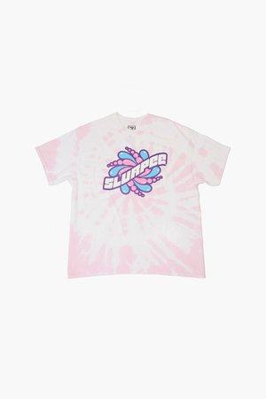 Slurpee Tie-Dye Graphic Tee | Forever 21